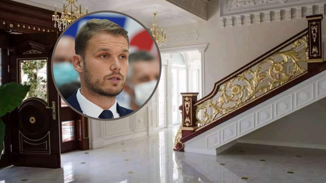 Kralj raskoši: Pogledajte gdje živi gradonačelnik Banja Luke