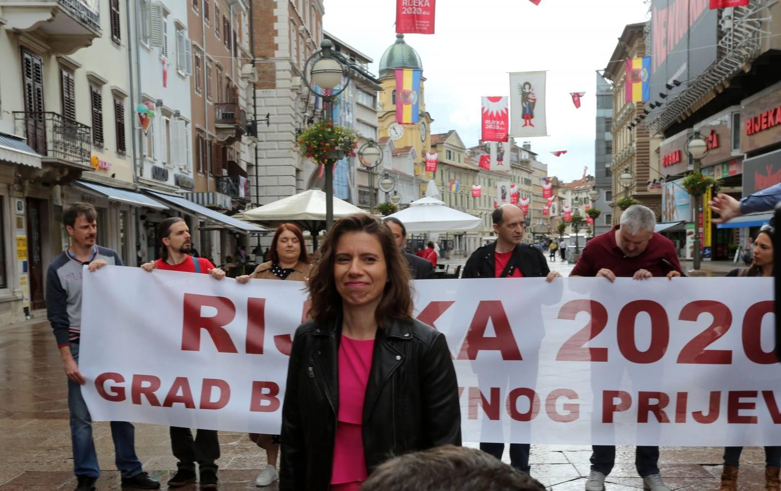 Rijeka: Katarina Peović o stanju u Autotroleju