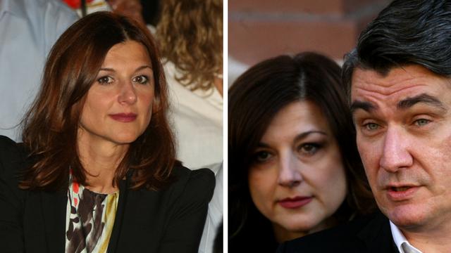 Prva dama grozila se toga da njen Zoran postane predsjednik