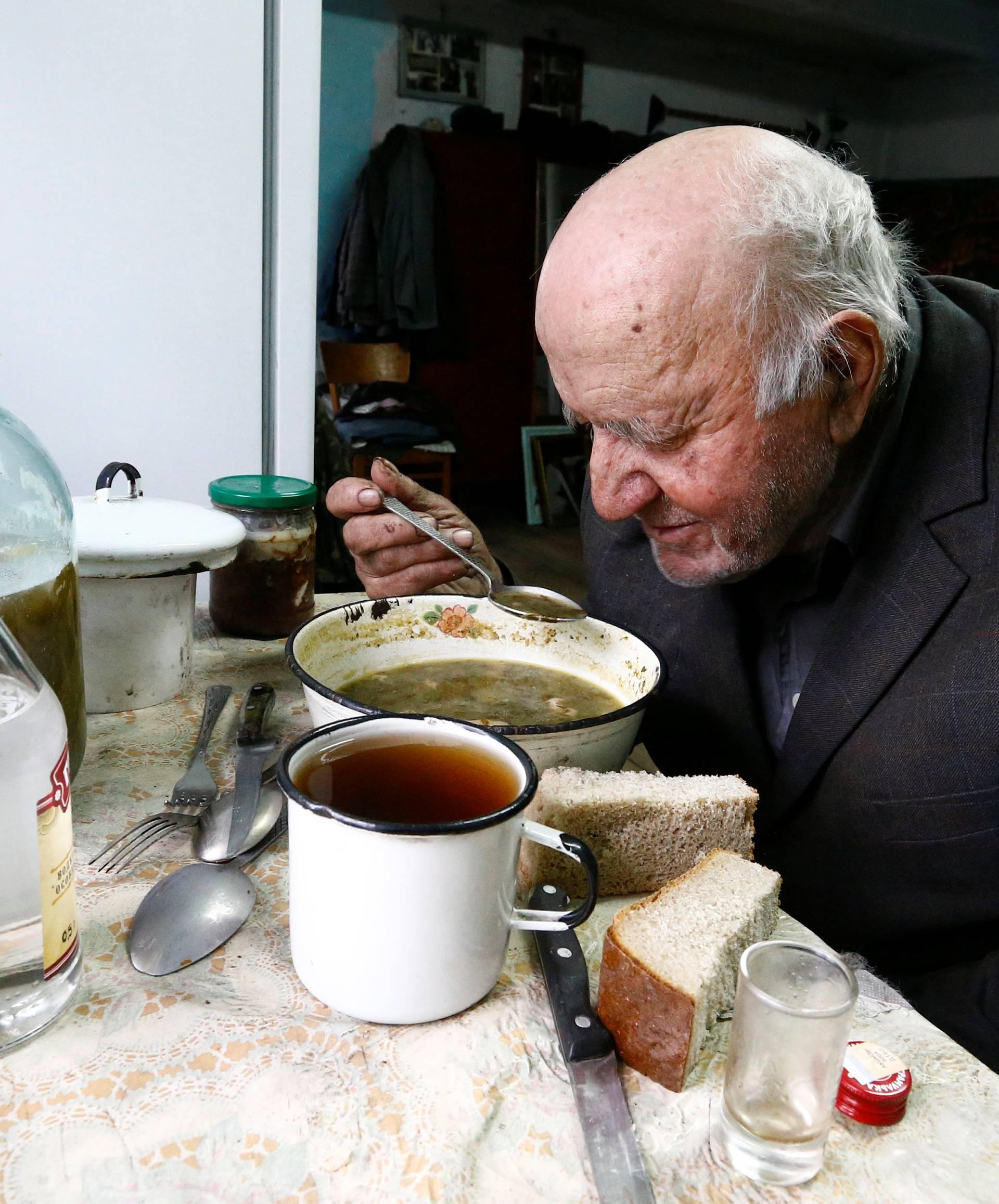 Jedini živi u zoni Černobila: Živ sam jer nisam otišao...