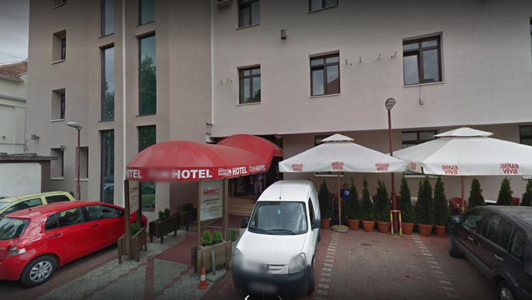 Gorio je u hotelu u Beogradu, vatrogasci evakuirali djecu...