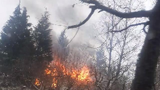 Planula je vikendica u Velikoj Buni, vatrogasci odmah gasili