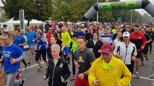 Još se možeš prijaviti na Green Run utrku powerd by HEP
