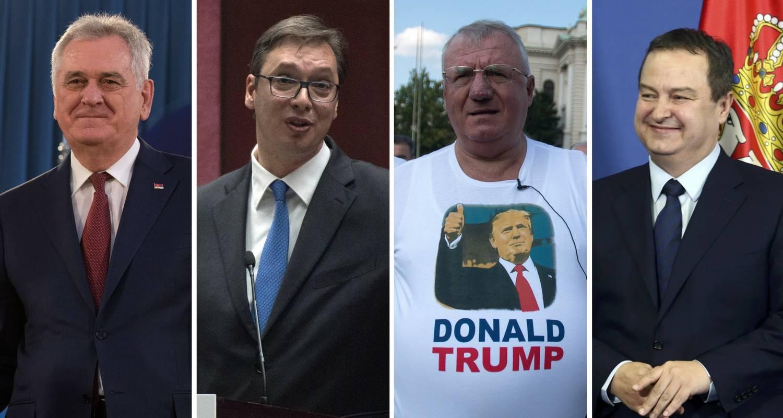 'Novo' lice Srbije: Tri četnička kuma i 'mali Sloba' žele vlast