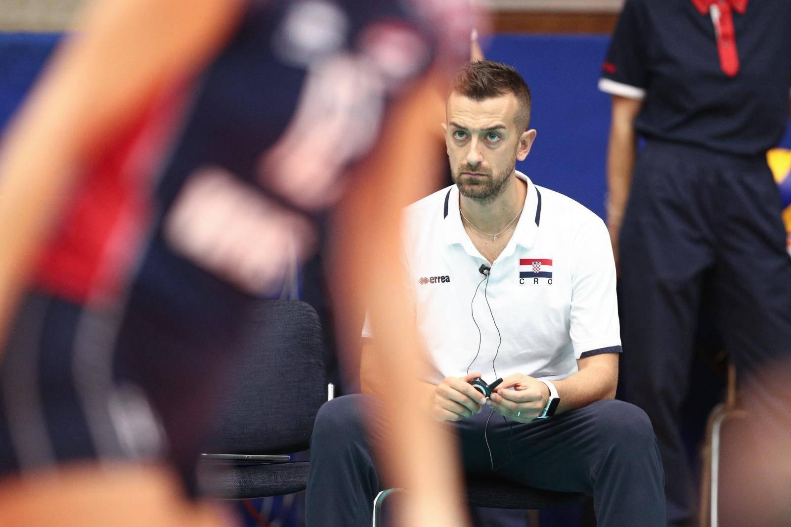 Daniele Santarelli je novi/stari izbornik hrvatskih odbojkašica