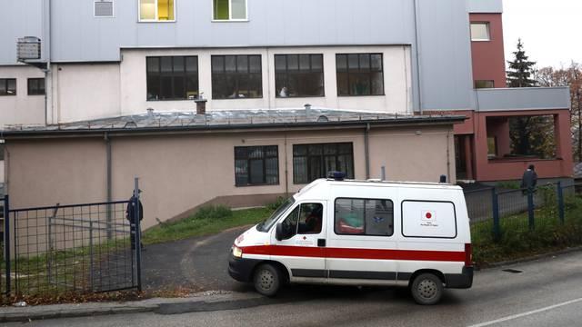 Sarajevo: Pacijent se ubio na Klinici za plućne bolesti Podhrastovi
