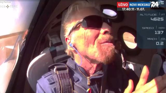 Richard Branson je uspio! Raketa se vratila na Zemlju