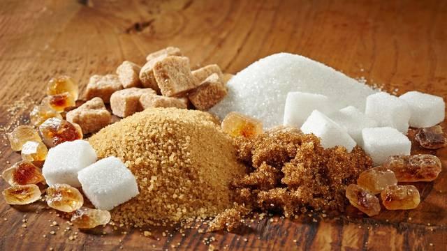 Imaju više naziva, no zapravo postoje samo četiri vrste šećera