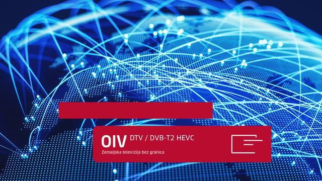 Prelazak na novi DVB-T2 sustav započinje krajem listopada 2020. godine