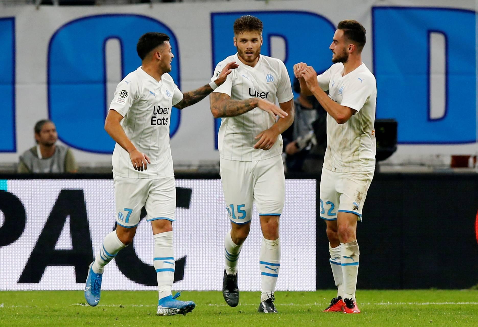 Ligue 1 - Olympique de Marseille vs Stade Rennes