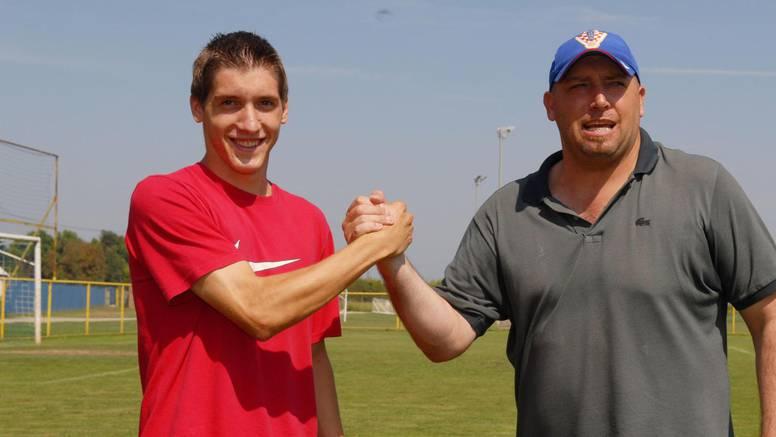 Nakon 14 godina otac i sin opet zajedno u Karlovcu: Zasukati rukave i krenuti po prvo mjesto