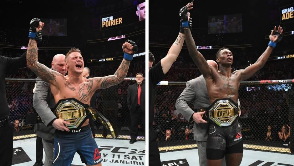 Dva krvava rata, dva nova UFC prvaka: 'On se bori kao u igrici'