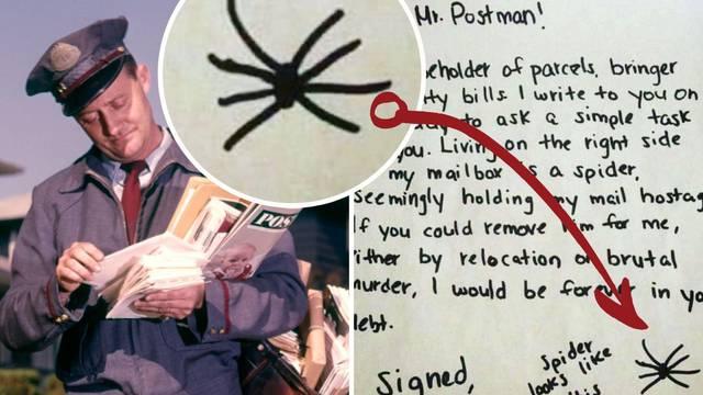 Od poštara je naručila ubojstvo, čak je i nacrtala metu: Riješi ga!