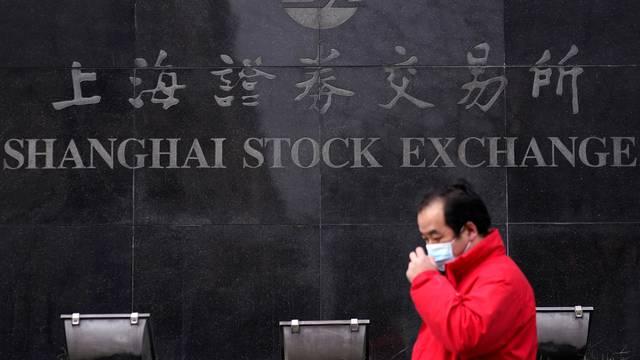 Zbog koronavirusa: Kineske su dionice pale za 400 milijardi  $