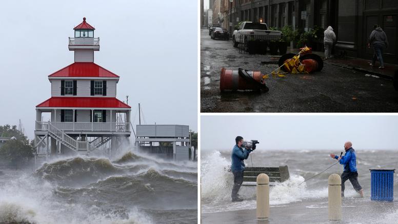 VIDEO Uragan Ida ostavio 670 tisuća ljudi bez struje, jedan poginuo. Proglasili katastrofu