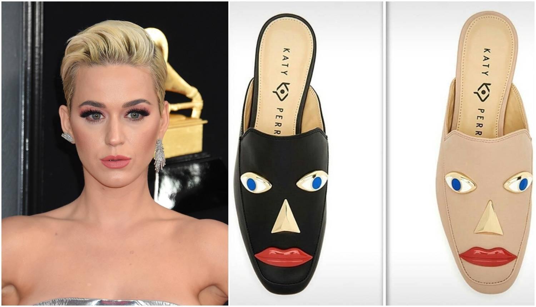 Fanovi su Katy Perry optužili za rasizam zbog dizajna cipela