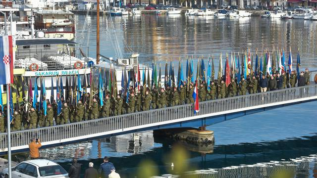 Obilježava se 27. obljetnica 'Maslenice', stigli su i ministri