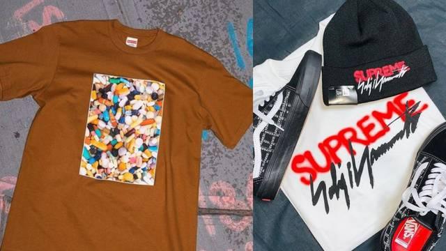 Supreme majice mogle bi postići aukcijsku cijenu od 13 mil. kuna