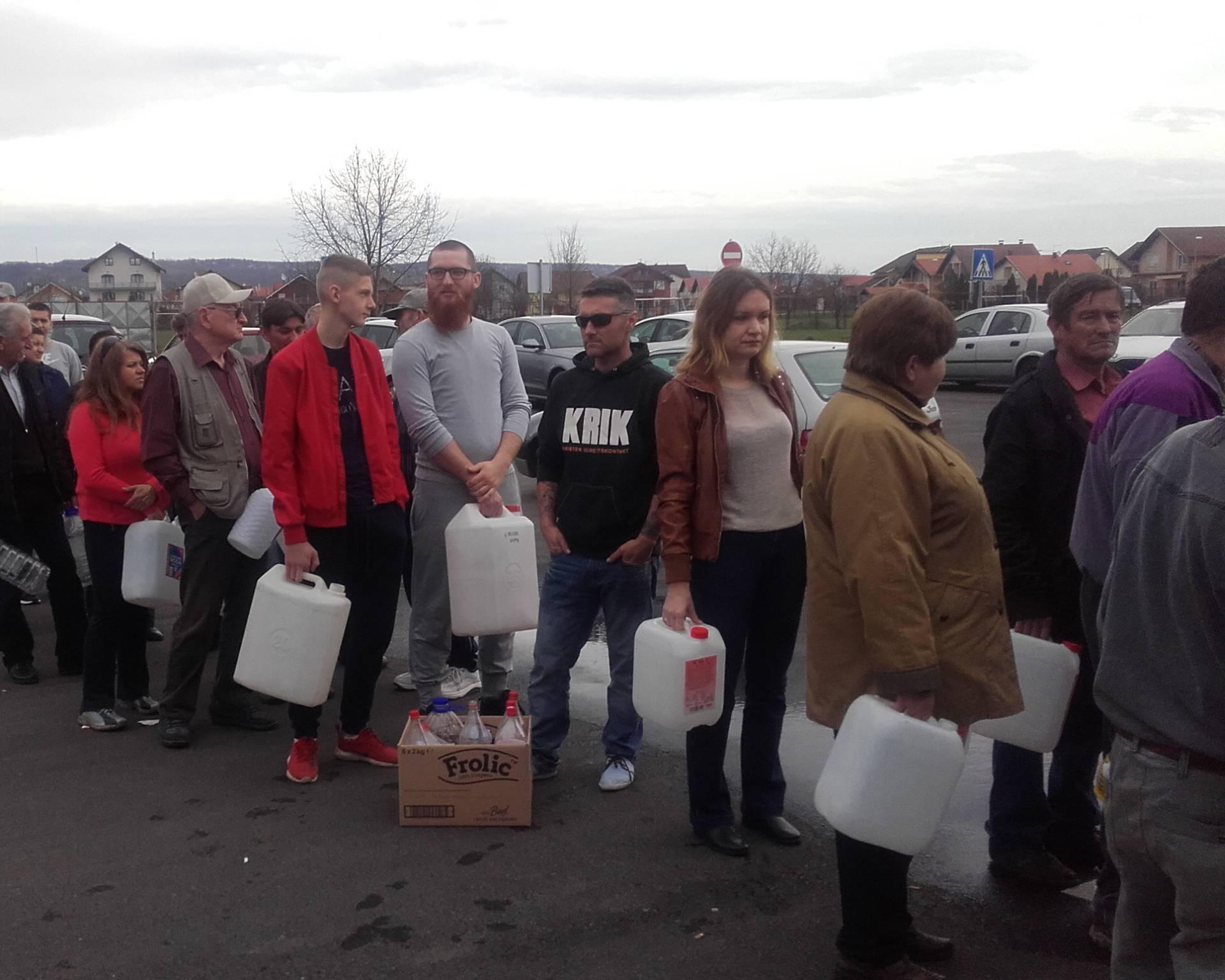 Onečišćenje vode: Podnio sam kaznenu prijavu protiv Croduxa