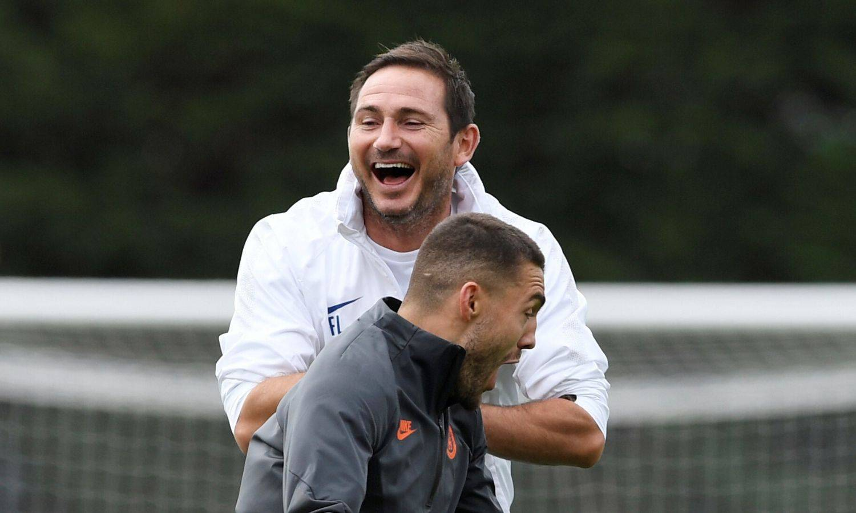 Lampard: Kovačić me oduševio, sigurno igra čak pod pritiskom