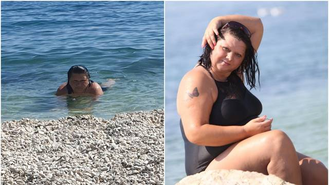 Sirena Neve iz plićaka: Izgubila sam deset kila, ne jedem burek