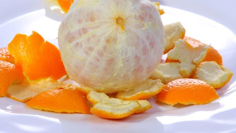 7 ideja kako iskoristiti koru od naranče: Vraća sjaj namještaju, prirodni je piling za kožu...