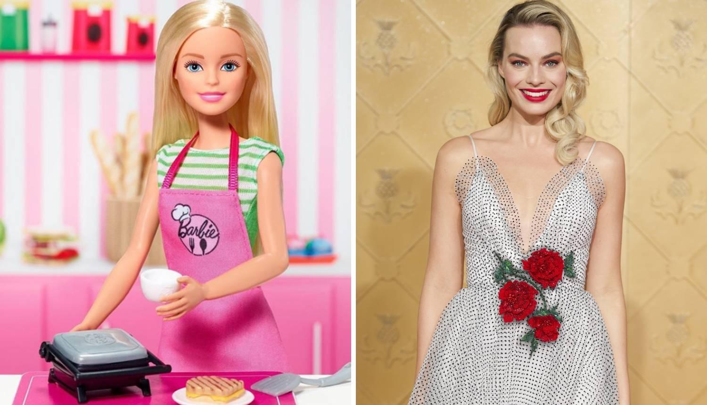 Seksi Margot Robbie u novom filmu utjelovit će lutku Barbie
