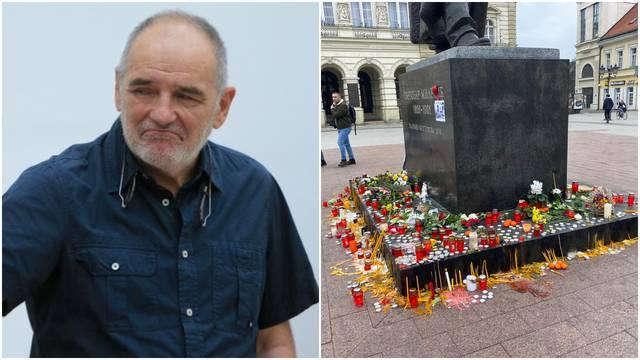 Reportaža iz Novog Sada: Tužni smo, otišao je najbolji od nas...