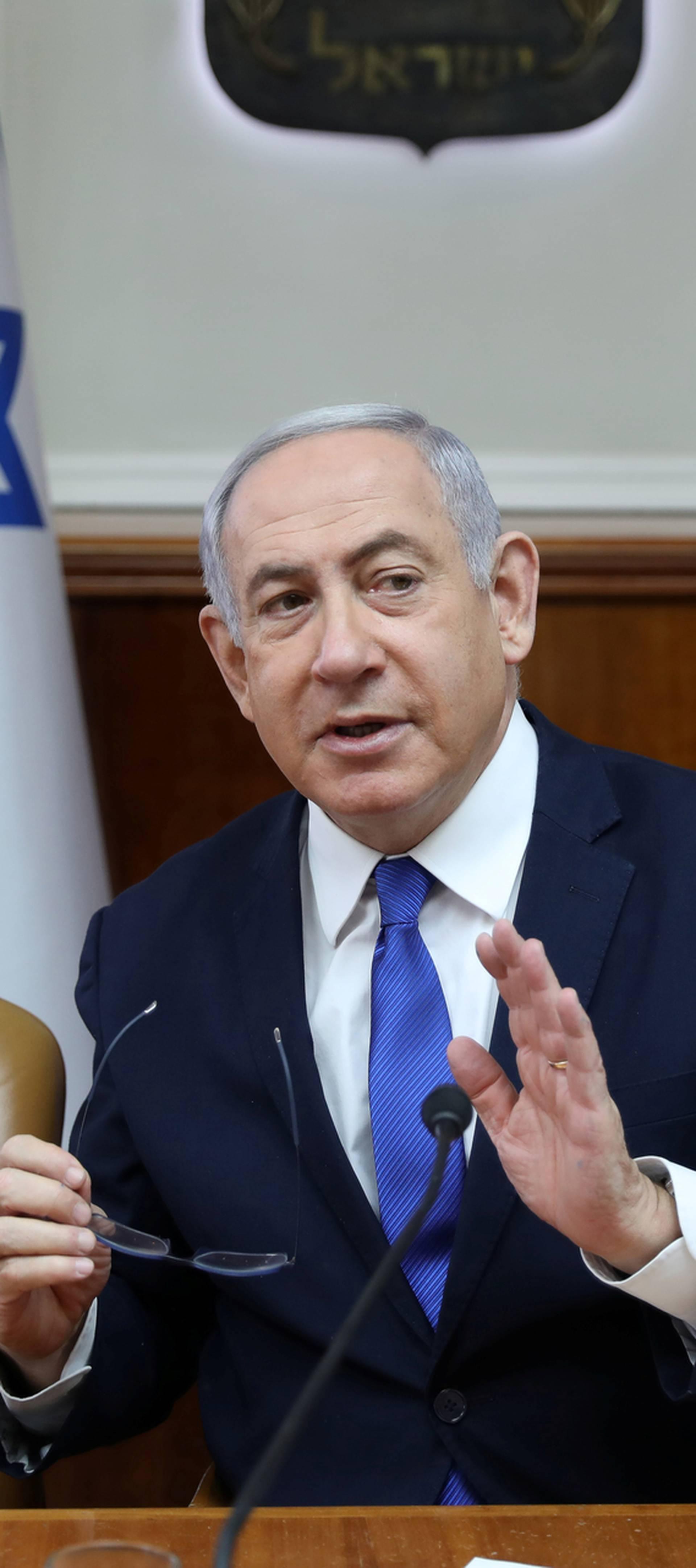 Netanyahu ne želi u zatvor, najavio da će tražiti imunitet