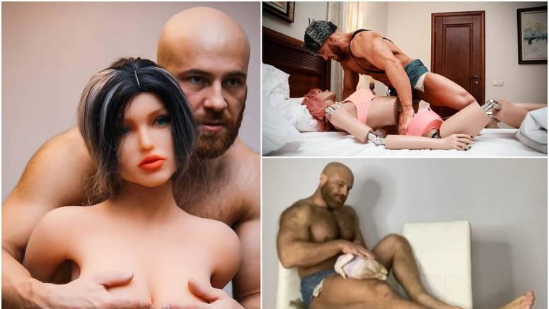 Oženio seks lutku pa sad otkrio: 'Stiže mi nova supruga u obliku piletine. Imat će penis i vaginu'