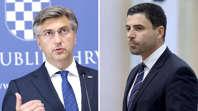 Plenković ili Bernardić: Tko je po vama bio bolji u debati?