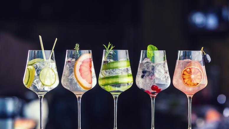 Kalorije u koktelima i koliko će vam biti potrebno da ih izgubite