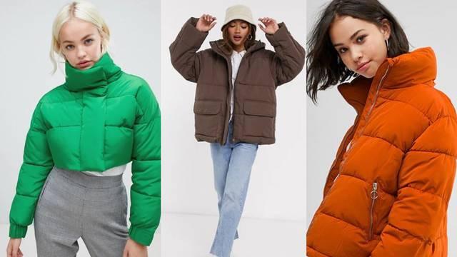 Debele tople jakne u 10 stilova pod utjecajem snažnih tonova