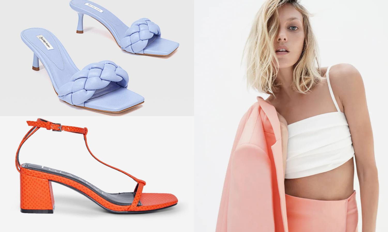 Ljetni top trendovi: Eterične sandale, kratki top, ležerni i široki komadi te vesele točkice