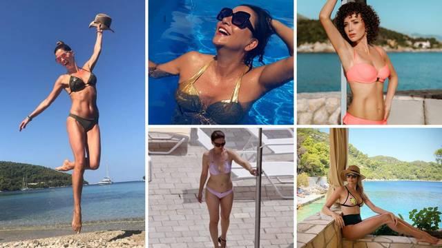 Hrvatske ljepotice dočekale su razgolititi se u tajnim uvalama