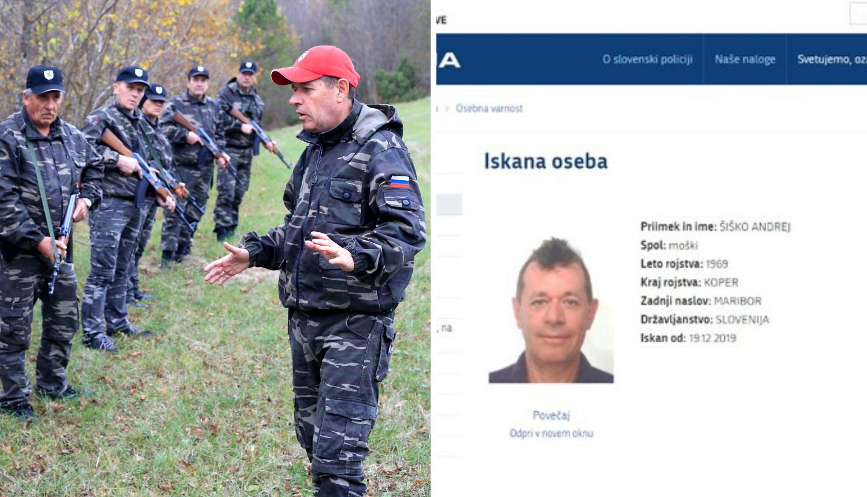 Tjednima u bijegu: Slovenci su uhitili vođu 'Štajerske straže'