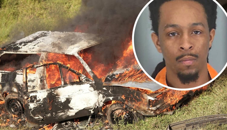 Bježao policiji: Auto se zapalio, on pobjegao, a beba izgorjela...