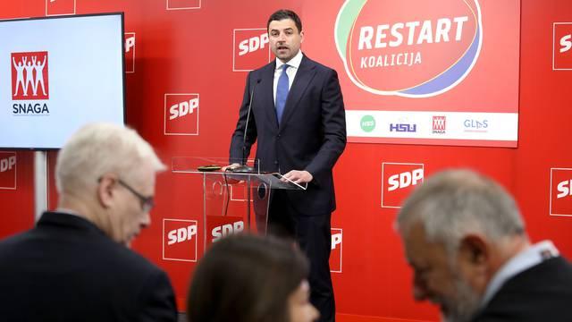Zagreb: Restart koalicija predstavila reformu pravosuđa