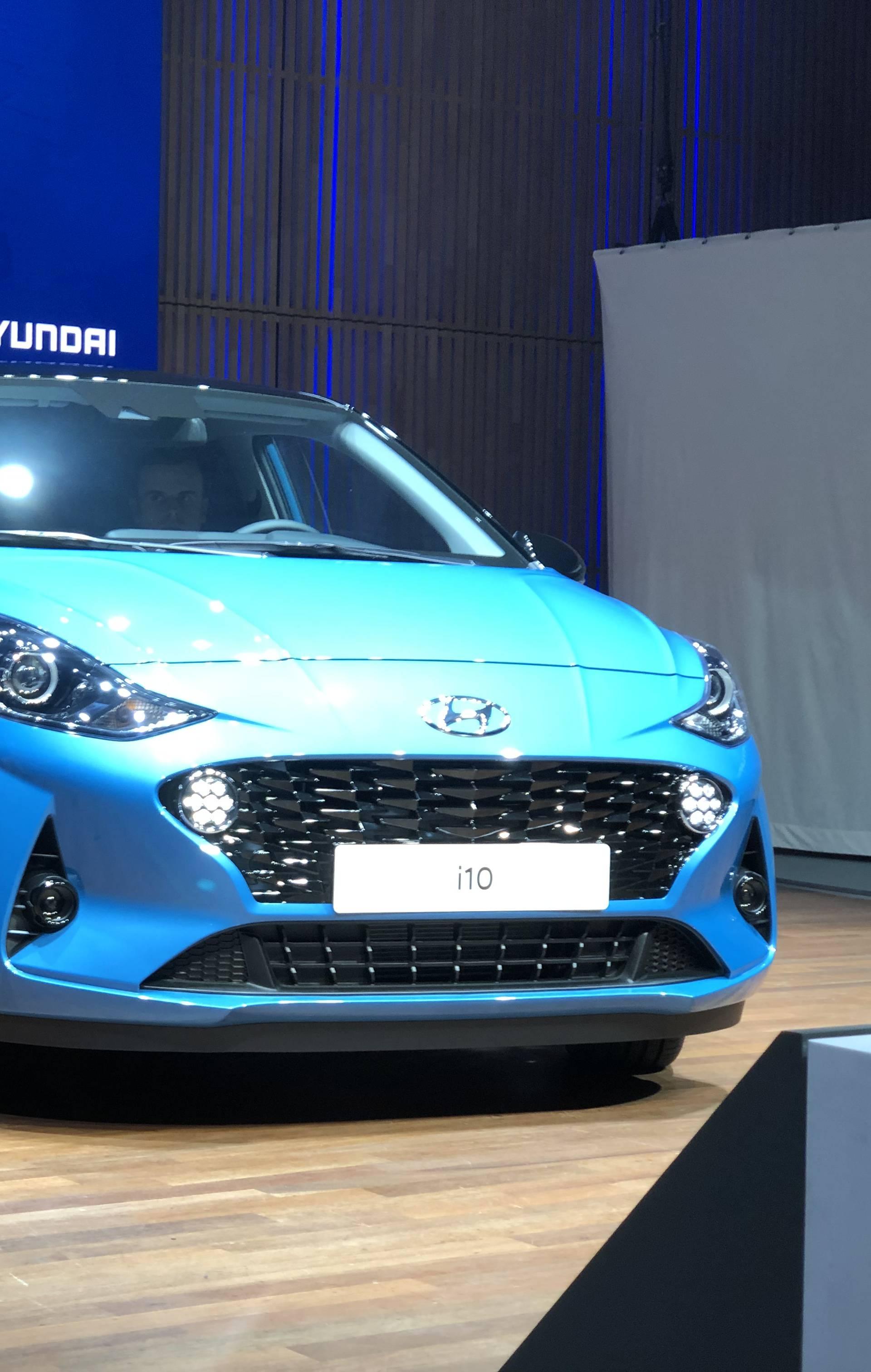 Hyundai iznenadno otkrio novi i10: Niži i agresivniji mališan