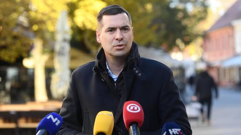 Mislav Herman želi ponovo biti čelnik zagrebačkog HDZ-a
