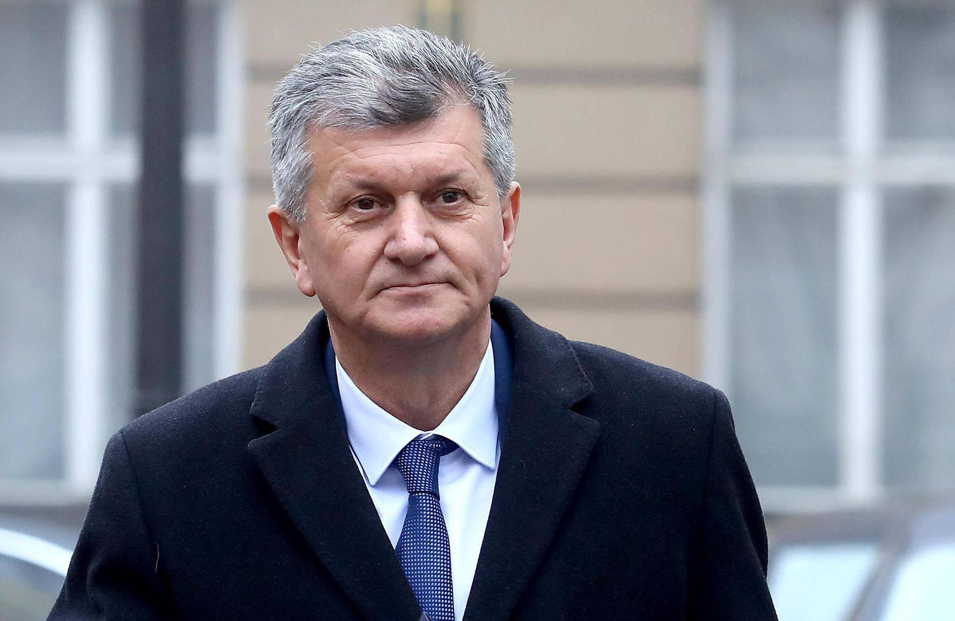 Zagreb: Ministar Kujundzic dolazi u Banske dvore