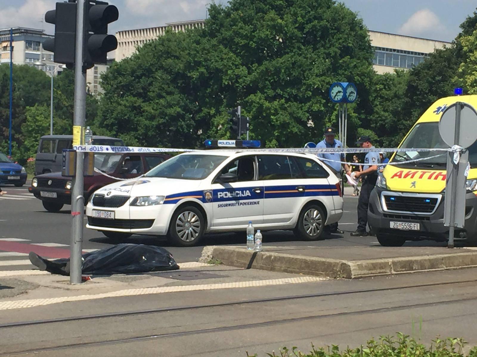 Prva žrtva vrućine u Zagrebu: Muškarac umro prelazeći cestu