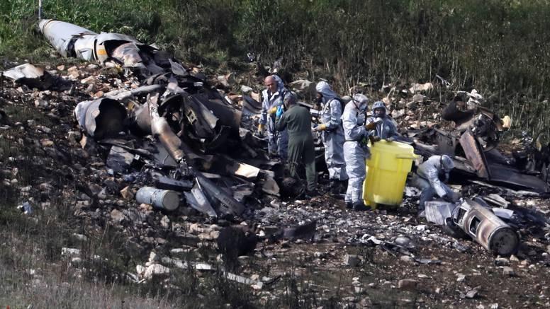 Izrael pokrenuo napade nakon što su im Sirijci srušili avion