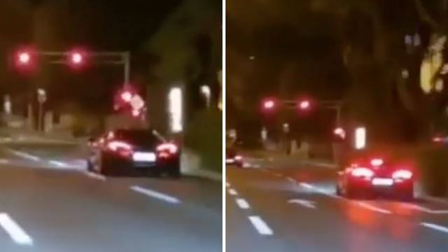 Skupim autima divljali Splitom, jurili  kroz crveno sa 150 na sat: 'Mogli su tako nekoga ubiti'