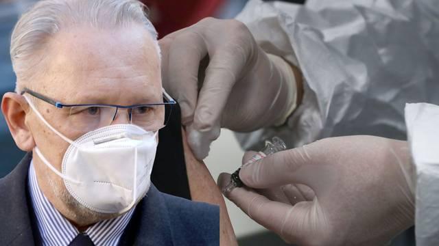 Božinovića su pitali može li se uvesti obavezno cijepljenje za koronu. Klimnuo je glavom...
