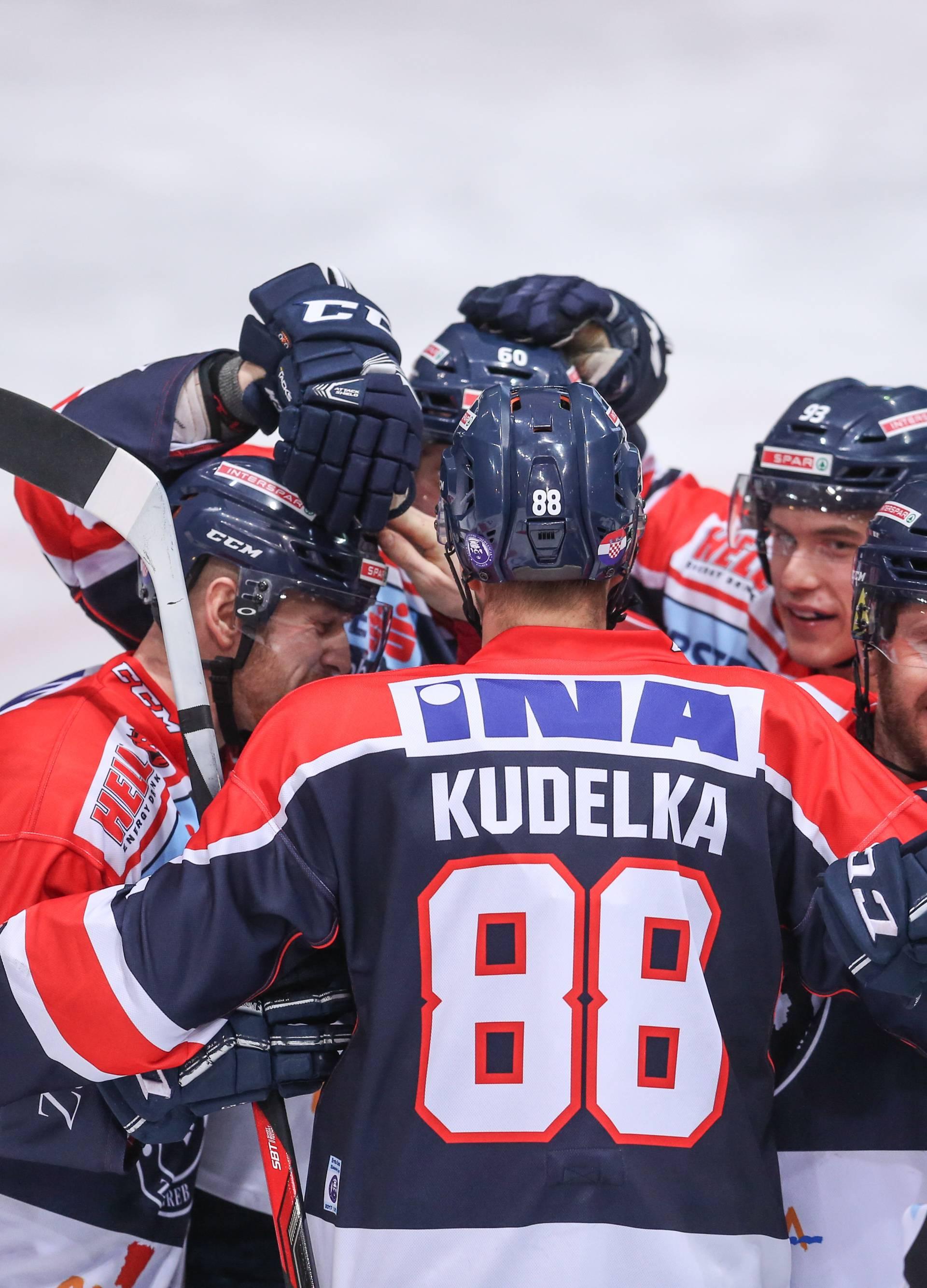 KHL Medvescak - HC Orli Znojmo
