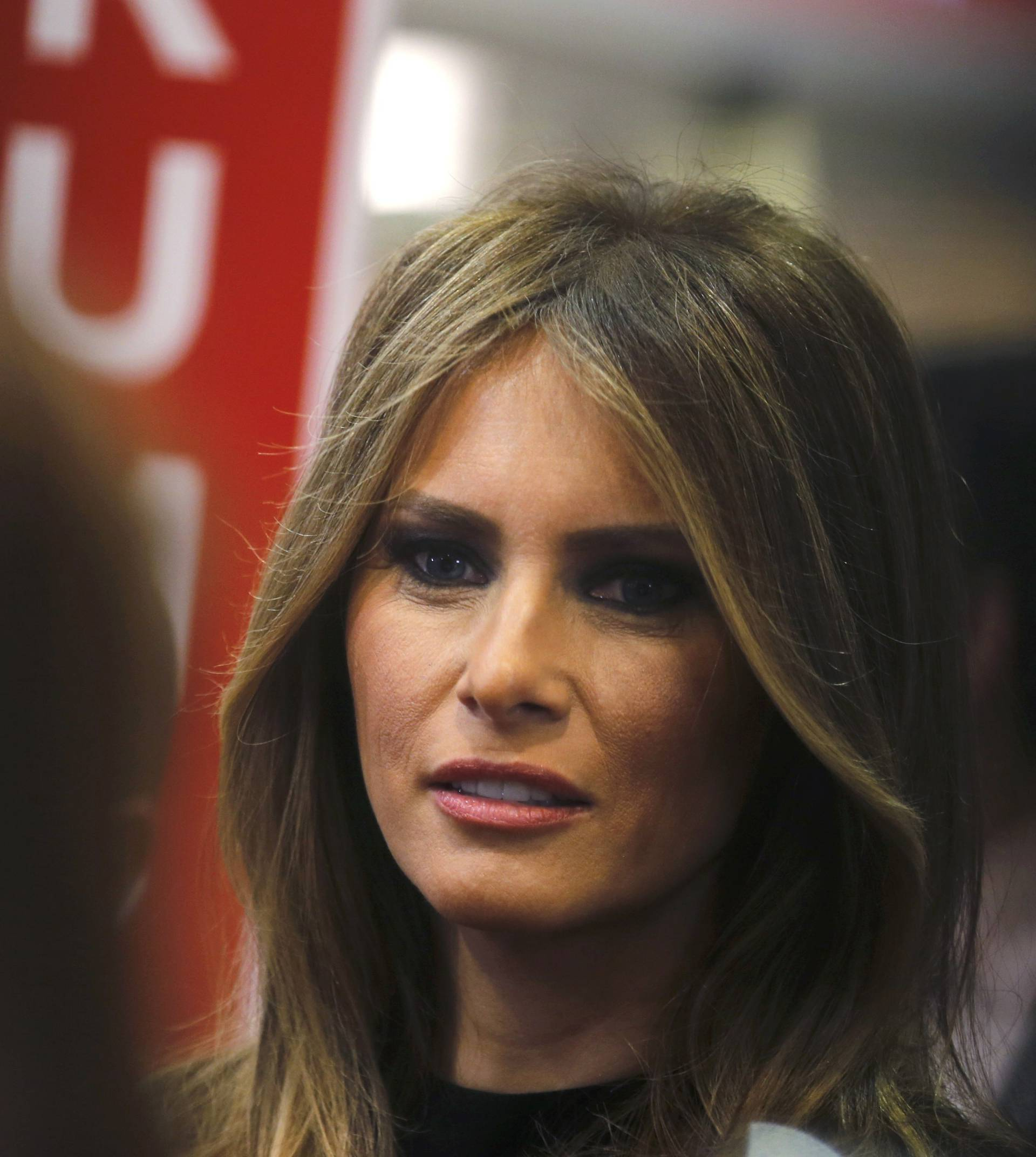 Slučajno se sreli:  Slovenka će postati američka Prva dama?