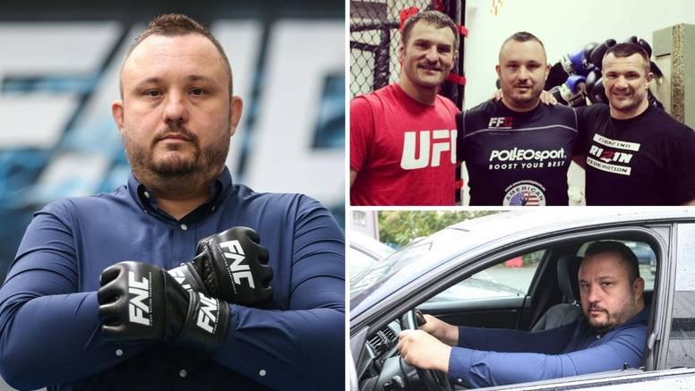 'Vodio sam autoškolu, ali otišao u MMA i trenirao s Cro Copom, a u Čečeniji strahovao za organe'