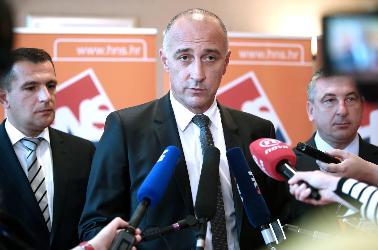 Ivan Vrdoljak o izjavi Posavca: Nikakvih sankcija neće biti...
