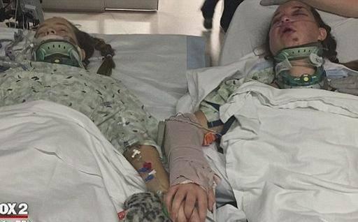 Curica (12) izdahnula u bolnici držeći ozlijeđenu seku za ruku